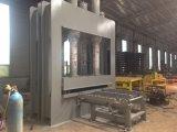 400 T de tornos de prensa en frío para la placa base de madera