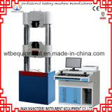 Wth-W1000L computergesteuerte elektrohydraulische dehnbare Prüfungs-Servomaschine