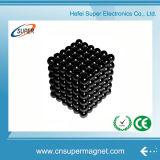 Coloridas (5mm) NdFeB bolas magnéticas fuertes
