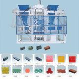 Qt8-15D'une machine à fabriquer des blocs de béton automatique