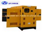 генератор 125kVA Китая тепловозный с силой двигателя дизеля Fawde резервной
