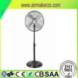 """сурдинка 16 """" охлаждающих вентиляторов электрического пола домочадца стоящая с GS/SAA"""