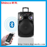 BerufsManufacturer Bluetooth Portable Speaker mit Flash Light