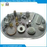 Rete metallica del tessuto dell'acciaio inossidabile per la maglia del filtro