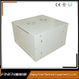 4u-18u 19inchサーバーネットワーク白いキャビネット600*600/450mmガラスのドアのキャビネットの熱い販売