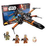 Sar-Kriege X-Flügel Modell blockt Spielzeug 736PCS für Kinder
