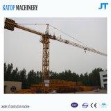 Grúa caliente del Doble-Giro de las ventas Qtz160-6515 de la maquinaria de construcción