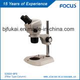 Microscopio stereoscopico binoculare per migliore qualità
