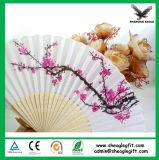 Chinees die de PromotieVentilator Van de Bedrijfs doek van de Gift schildert