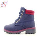 Приспособленная семьей работа деятельности безопасности впрыски детей малышей Boots ботинки для напольной работы (SVWK-1609-037NAVY)