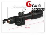 Schiene-Besteigbares LED Waffen-Licht Cl15-0045 des taktischen der Jagd-M600 ultra Pfadfinder-