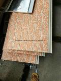 El panel aislado espuma de la PU usado para los chalets de los edificios de la estructura de acero