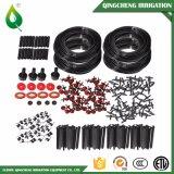 Boyaux d'irrigation de PVC Fram de plastique de circuit de refroidissement d'individu
