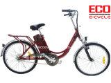 女性のための経済的なリチウム電池そして低価格の電気自転車