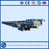 Máquina do transporte do punho da correia do setor mineiro