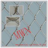 ステンレス鋼ロープの網