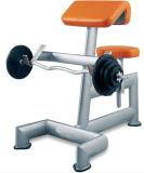 Gimnasio Gimnasio integrado entrenador sentado máquina Curl bíceps (XH12).