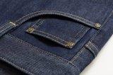 D822熱い冬の厚い羊毛のズボンの人のジーンズ