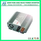 C.C 12V à l'inverseur pur d'énergie solaire d'onde sinusoïdale à C.A. 220V 300W (QW-P300)