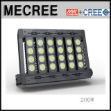 LED Outdoor LightまたはSpotlight/Metal Halide Lampのための200W LED Flood Light