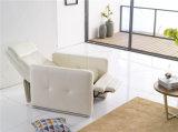 Mobília de couro do sofá de Italy do lazer (770)