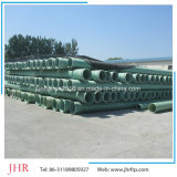 Vetroresina sotterranea dei materiali del tubo del rifornimento idrico di FRP