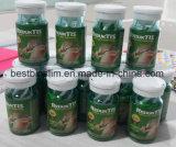 Cápsula que adelgaza doble A1 Softgel verde botánico del Forte delgado