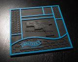 Agent van de Staaf van het Embleem van de douane 3D Rubber voor de Gift van de Bevordering