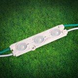 A retroiluminação LED 1,5 W com injeção de lentes módulo de LED