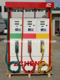 Station de remplissage de la série Rainbow Zcheng distributeur de carburant 6 buses de flexible