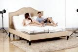 Sala de estar Elegante cama elétrica ajustável com função de massagem