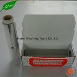 Papier d'aluminium de cuisine de conditionnement des aliments