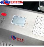 Geavanceerde Gebottelde Vloeibare Detector voor de Belangrijke Veiligheid van het Bureau van de Overheid (AT1000)