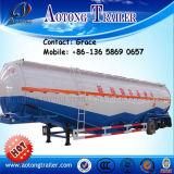 Cisterna de cimento, 28-73cbm Bulk Powder Cimento Tanker semi-reboque, caminhão a granel Cisterna caminhão para venda