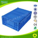 Contenitore della gabbia di plastica per il magazzino di memoria del workshop
