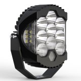 """LED de 4X4 Offroad la luz de conducción 9 pulgadas 150W Auto camioneta SUV Jeep Shooter lateral LED apagado la luz de conducción en carretera 9"""" de luz LED Auto LED láser comparables de la barra de luces de conducción"""