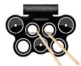 Les instruments de musique/USB enroulent le nécessaire électronique de tambour (GW-759)