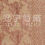 Decorative domestico Chenille Fabric per Curtain Uses