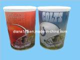 Étiquette du moule pour Corbeille effet Can-Glossy Film (SOC -IML)