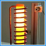 熱い販売の電気金属の鉄の誘導の鍛造材機械(JLZ-70KW)