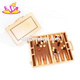 Enigmas de madeira da xadrez do jogo educacional o mais quente novo da memória para os miúdos W11A080