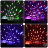 A alavanca multifuncional de discoteca IP20 Fase Spot RGB LED de iluminação de estúdio