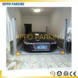Öffentlichkeit und Hauptpfosten-Fahrzeug-Parken-Lösung des garage-Geräten-vier