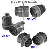 Connecteur ms pour les militaires et de l'industrie (MIL-C-5015)