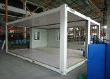 Модульные 20 футов контейнер для общежития, в один департамент