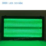 La lumière d'effet de Steage de lumière de signal d'échantillonnage de 3000 DEL la plus neuve