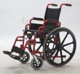 子供、の車椅子鋼鉄およびFoldable、(YJ-013)