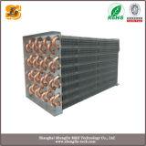 O tubo de cobre alumínio de alta Quanlity Fin condensador