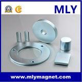희토류 영원한 NdFeB 모터 또는 발전기 자석 네오디뮴 (MLY123)