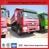 3 caminhão de descarga de Sinotruk HOWO dos eixos/Tipper para a construção